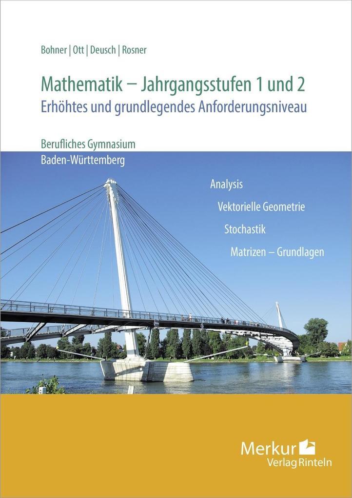 Mathematik für berufliche Gymnasien als Buch (kartoniert)
