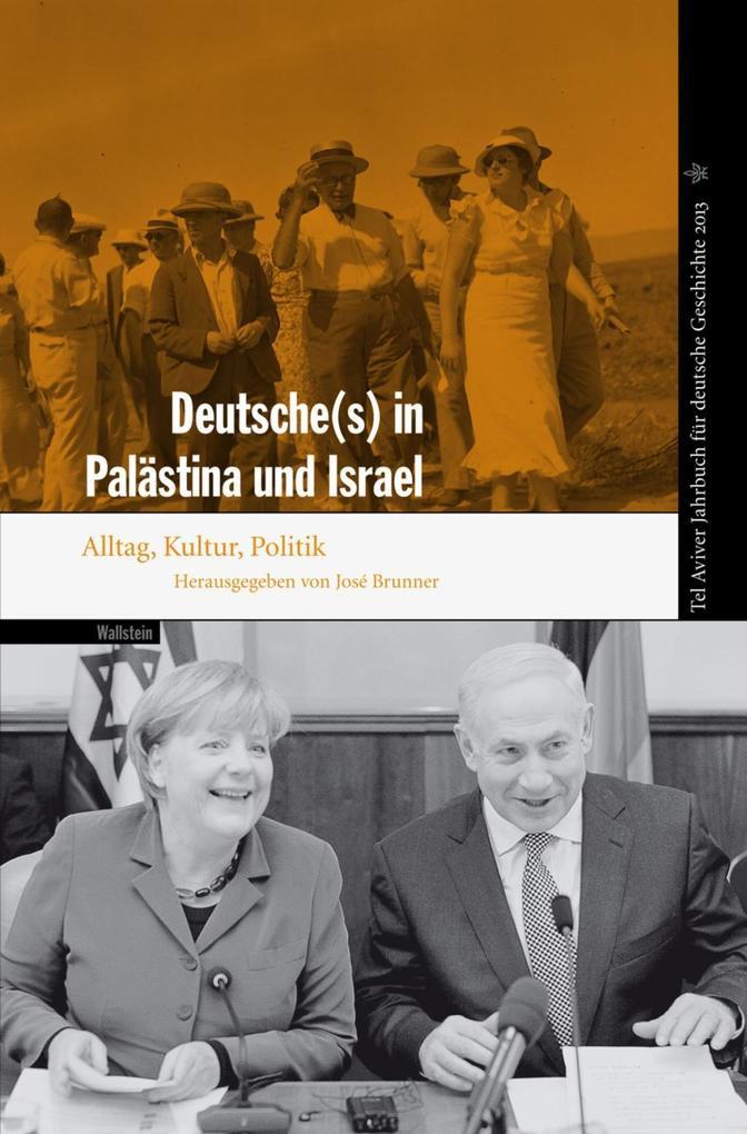 Deutsche(s) in Palästina und Israel als eBook pdf