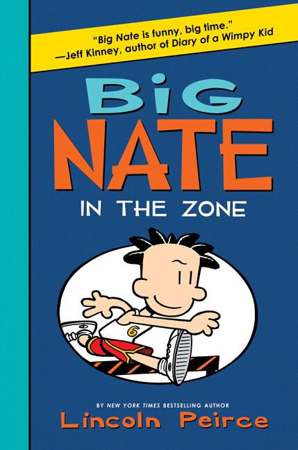 Big Nate 06. In the Zone als Taschenbuch