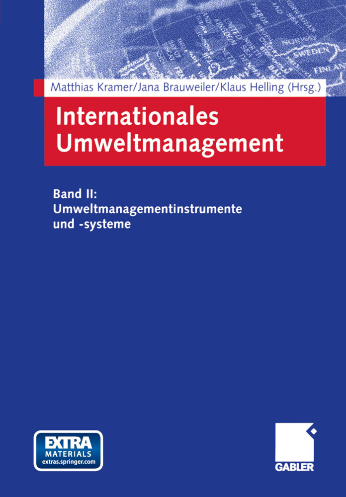 Internationales Umweltmanagement als Buch (kartoniert)