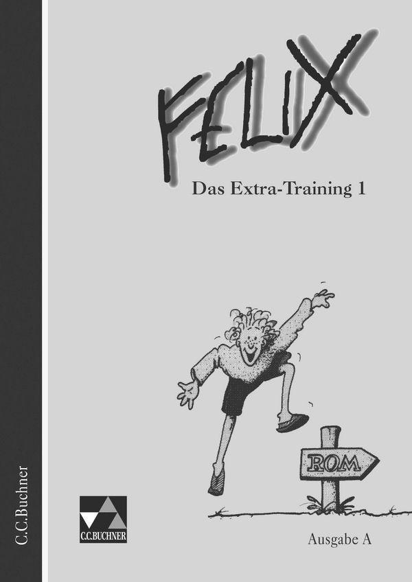 Felix. Ausgabe A. Das Extratraining 1 als Buch (kartoniert)
