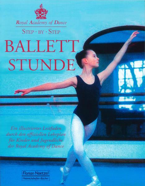 Ballettstunde als Buch (kartoniert)
