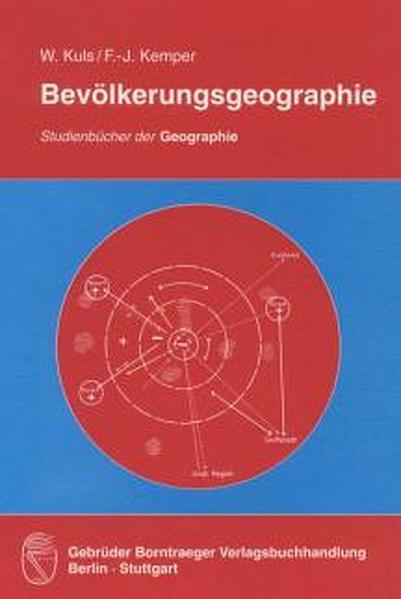 Bevölkerungsgeographie als Buch (kartoniert)