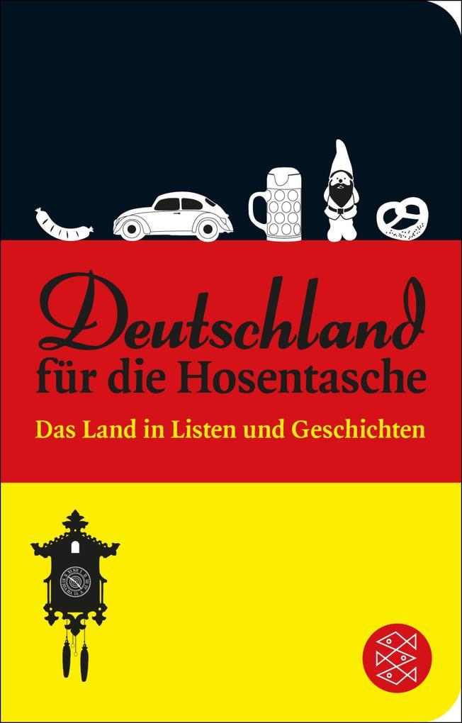 Deutschland für die Hosentasche als eBook epub