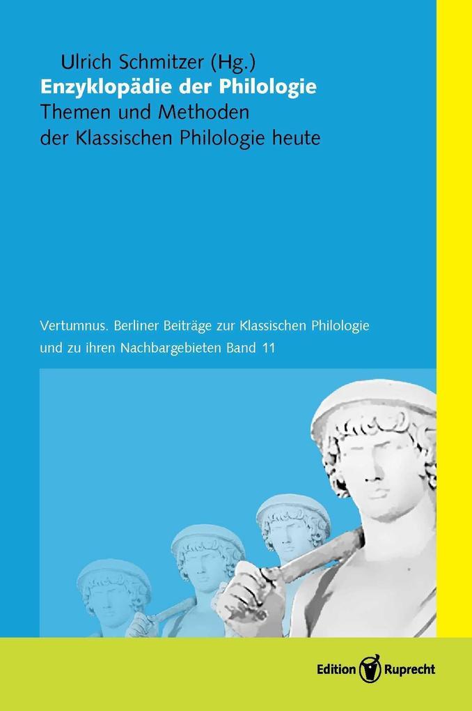 Enzyklopädie der Philologie als eBook pdf