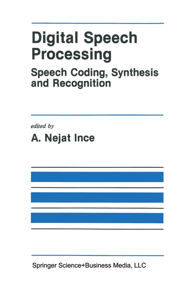 Digital Speech Processing als Buch (gebunden)