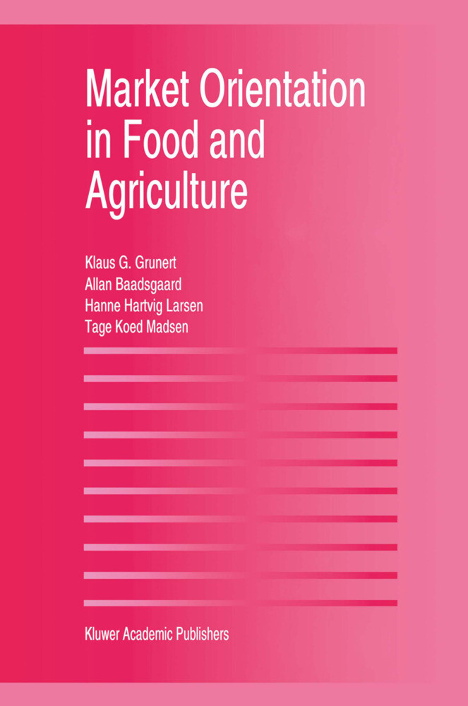 Market Orientation in Food and Agriculture als Buch (gebunden)