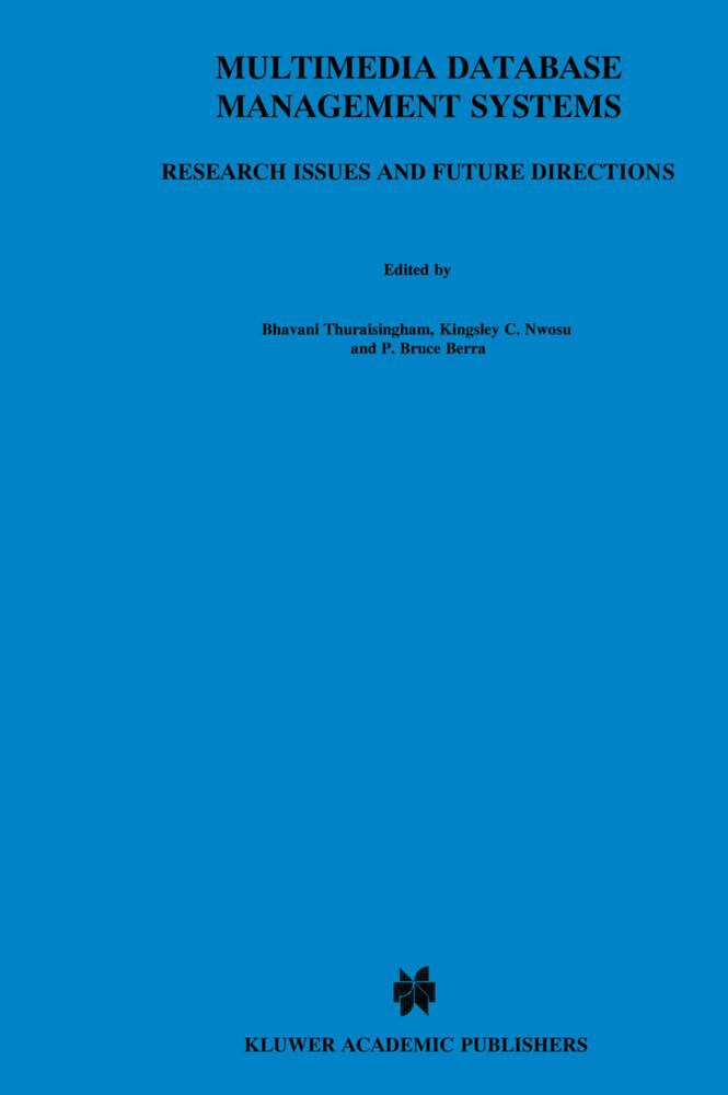 Multimedia Database Management Systems als Buch (gebunden)