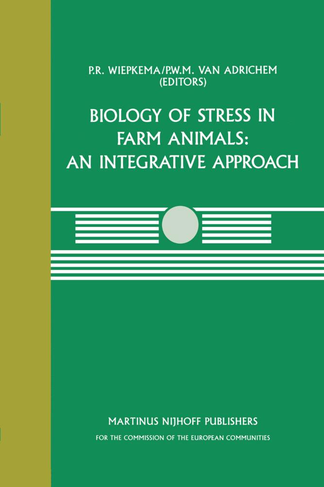 Biology of Stress in Farm Animals: An Integrative Approach als Buch (gebunden)