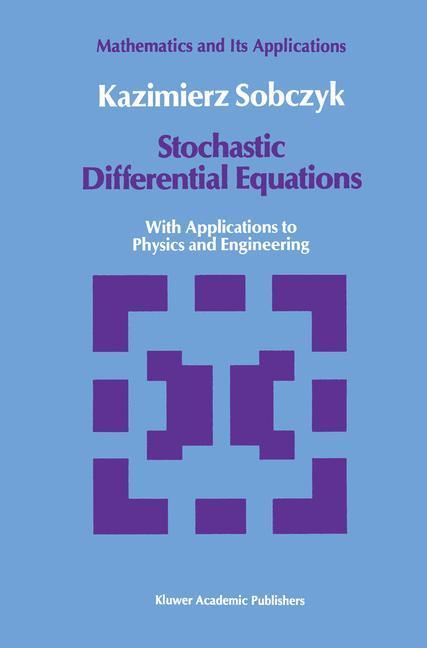 Stochastic Differential Equations als Buch (kartoniert)