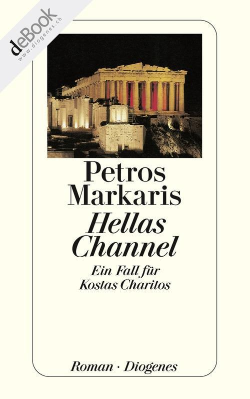Hellas Channel als eBook epub