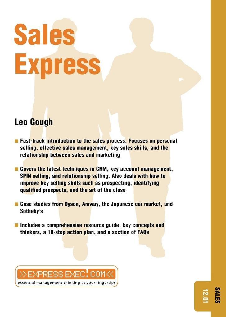 Sales Express 12.1 - Sales als Taschenbuch