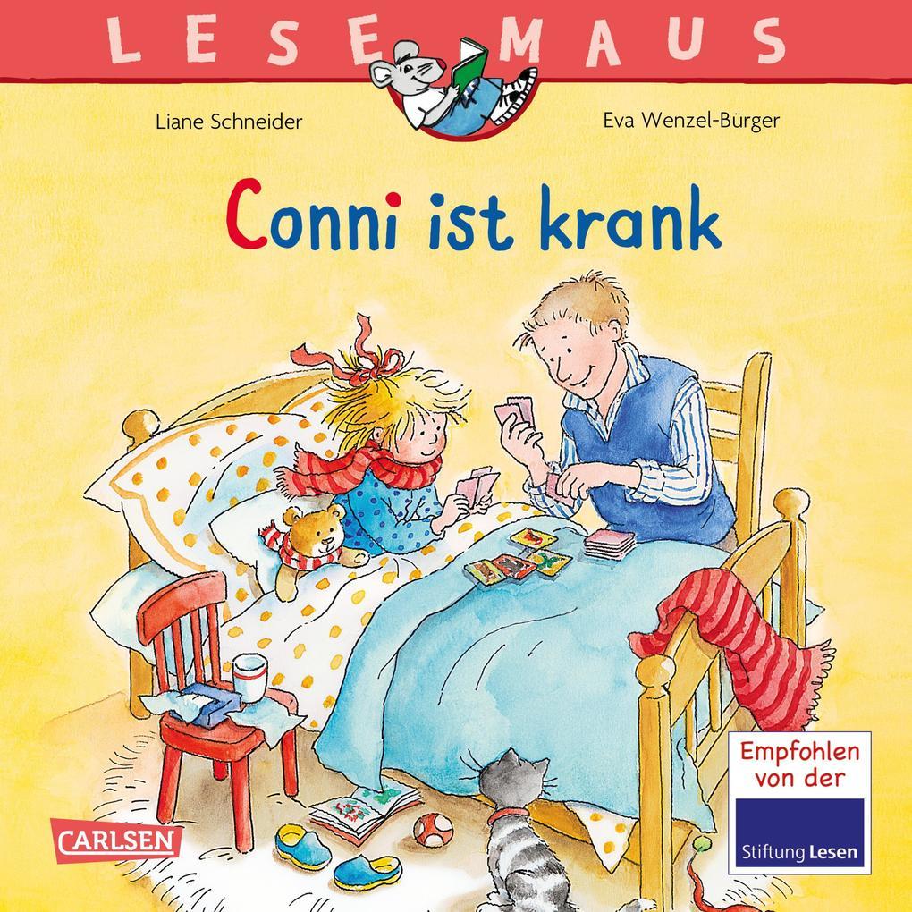 Conni ist krank als Buch (geheftet)