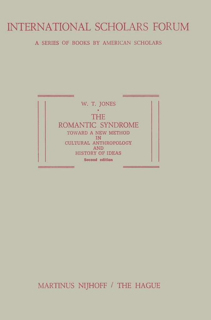 The Romantic Syndrome als Buch (kartoniert)