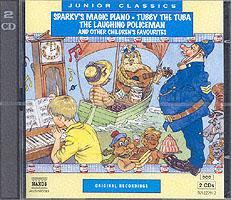 Sparky's Magic Piano and Other Classic Recordings als Hörbuch CD