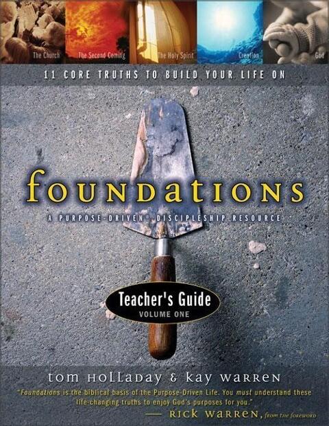 Foundations als Taschenbuch