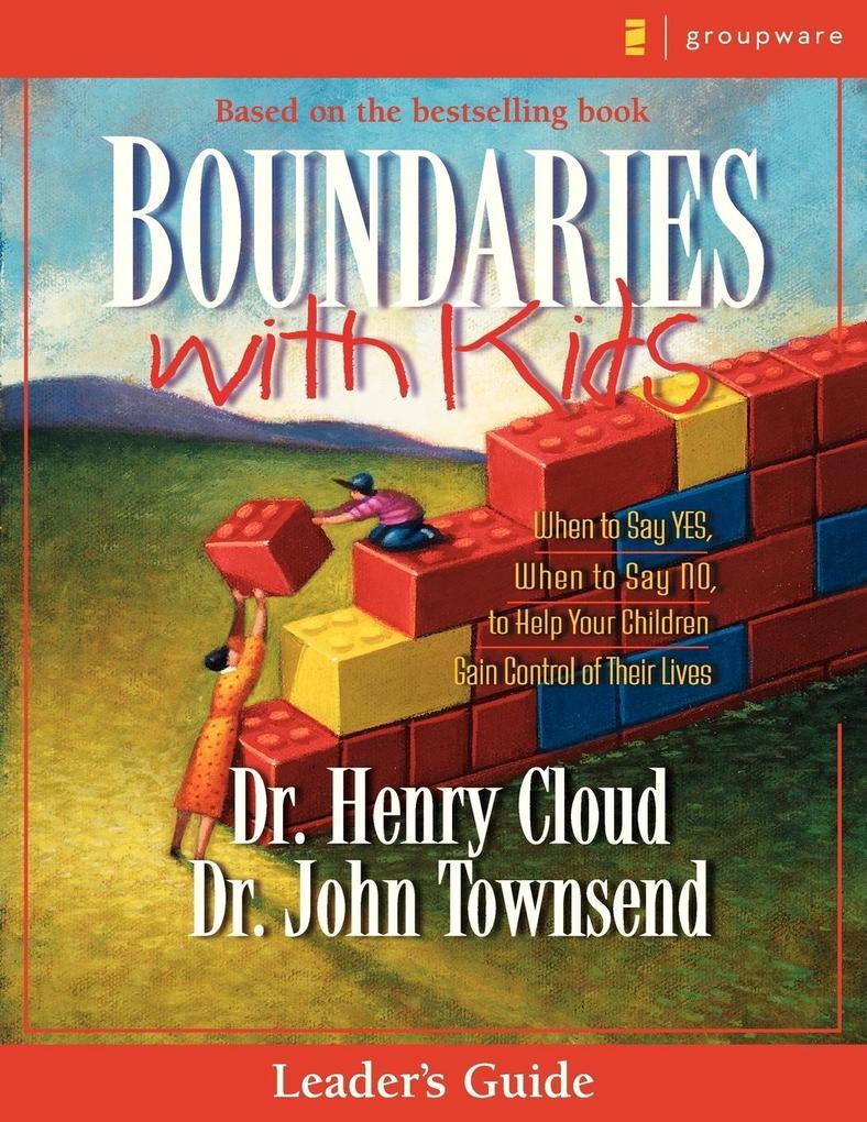 Boundaries with Kids als Taschenbuch
