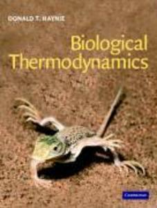 Biological Thermodynamics als Buch (kartoniert)