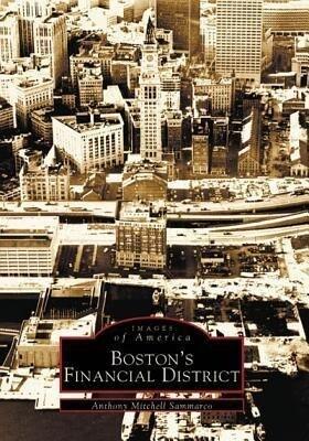Boston's Financial District als Taschenbuch