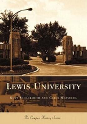 Lewis University als Taschenbuch