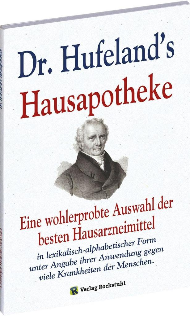 Dr. Hufeland's Hausapotheke als Buch (kartoniert)