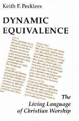 Dynamic Equivalence als Taschenbuch
