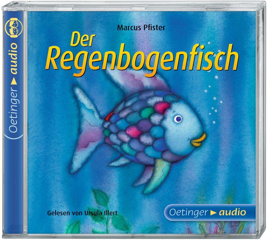 Der Regenbogenfisch (CD) als Hörbuch CD