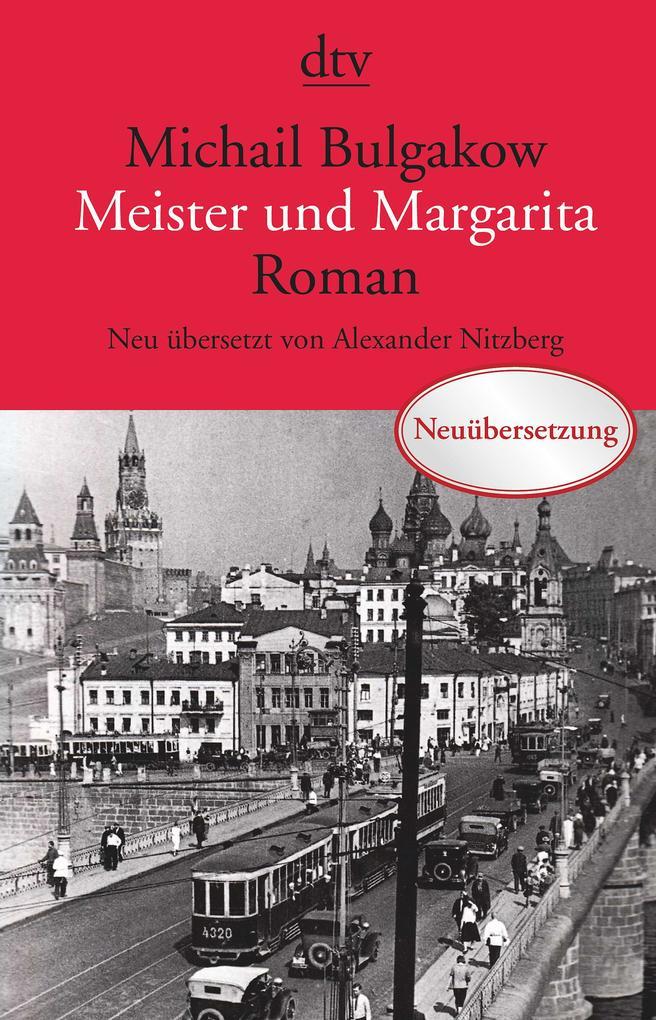 Meister und Margarita als Taschenbuch