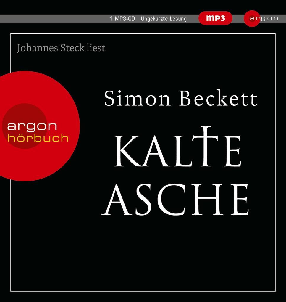Kalte Asche (Hörbestseller MP3-Ausgabe) als Hörbuch CD