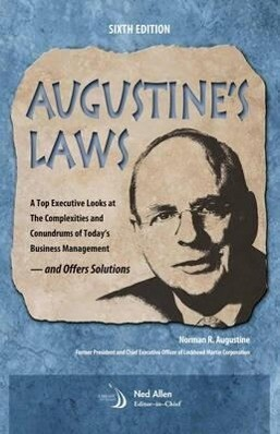 Augustine's Laws, Sixth Edition als Buch