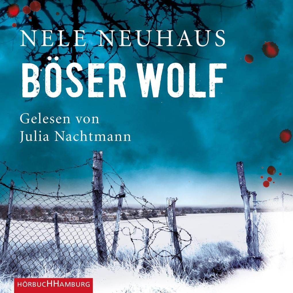 Böser Wolf als Hörbuch CD