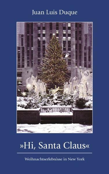 Hi, Santa Claus als Buch (kartoniert)