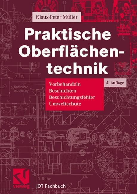 Praktische Oberflächentechnik als Buch (gebunden)
