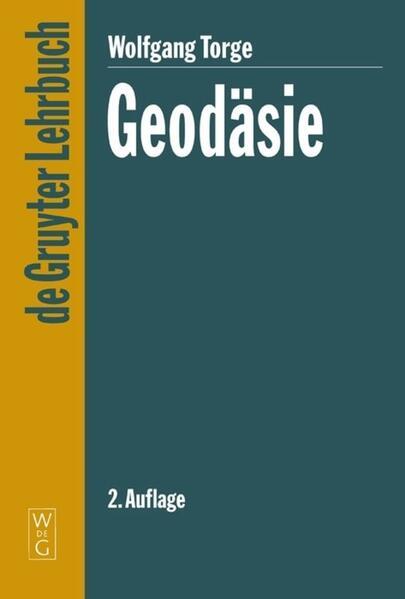 Geodäsie als Buch (gebunden)