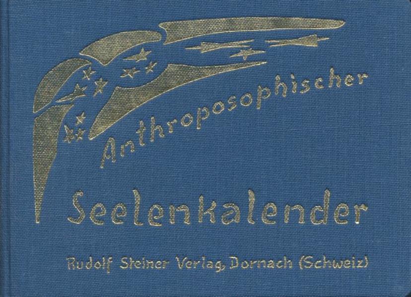 Anthroposophischer Seelenkalender. 52 Wochensprüche als Buch (kartoniert)