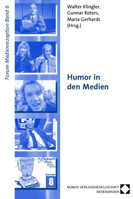 Humor in den Medien als Buch (kartoniert)