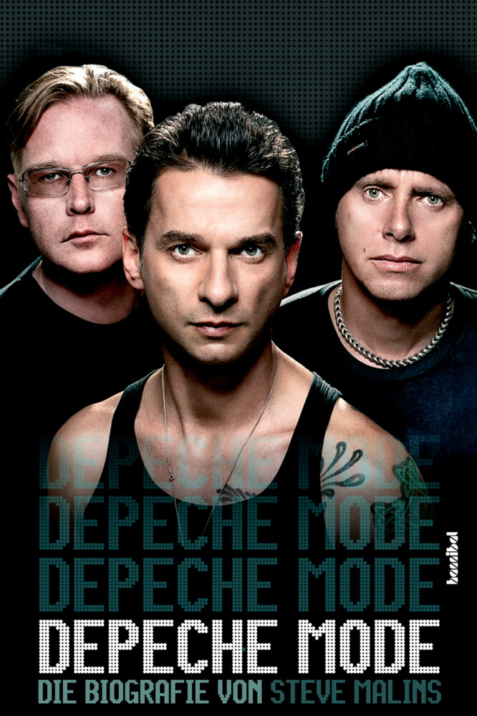 Depeche Mode - Die Biografie als Buch (gebunden)
