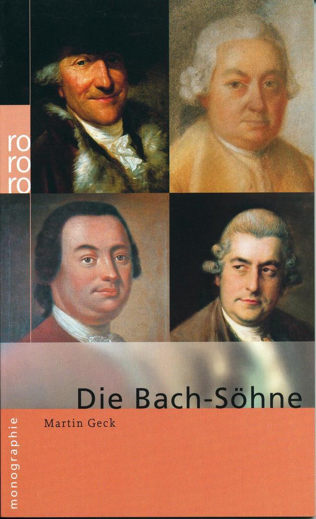 Bach-Söhne als Taschenbuch