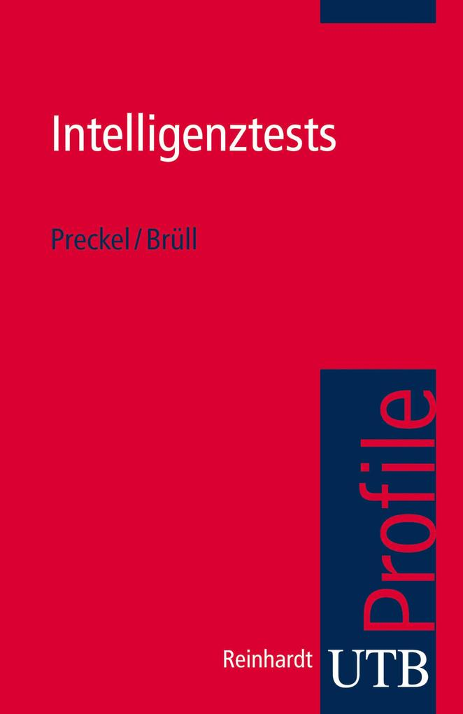 Intelligenztests als eBook epub