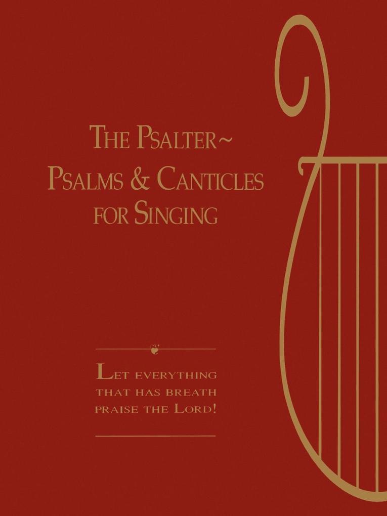 The Psalter als Taschenbuch