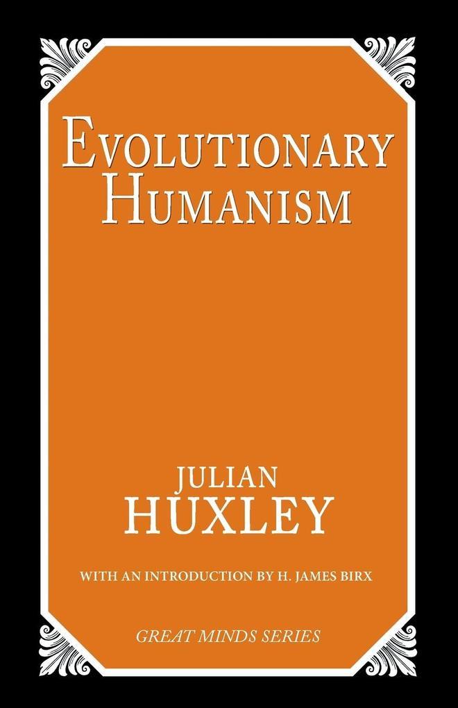 Evolutionary Humanism als Taschenbuch