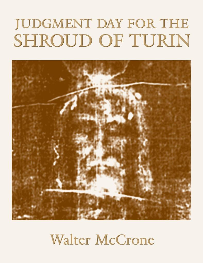 Judgment Day for the Shroud of Turin als Buch (gebunden)