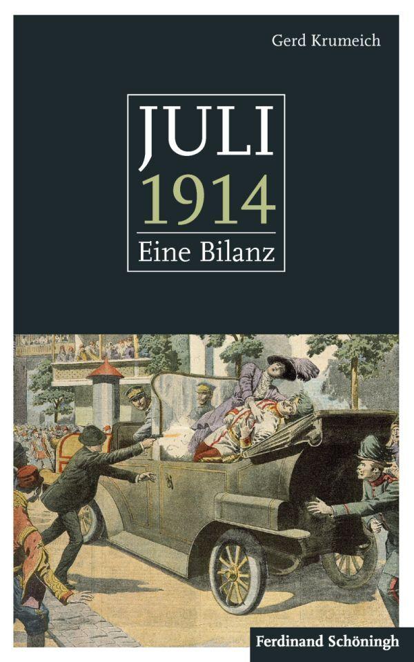 Juli 1914 als Buch (gebunden)