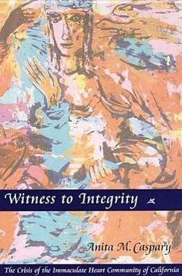 Witness to Integrity als Taschenbuch