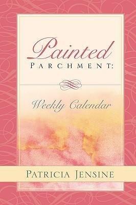 Painted Parchment als Buch (gebunden)