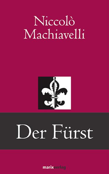 Der Fürst als Buch (gebunden)