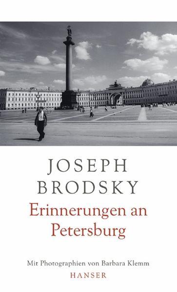 Erinnerungen an Petersburg als Buch (gebunden)