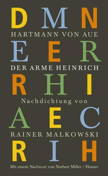 Der arme Heinrich als Buch (gebunden)