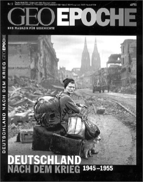 GEO Epoche Deutschland nach dem Krieg als Buch (kartoniert)