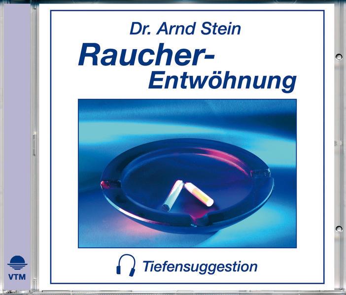 Raucherentwöhnung. Stereo-Tiefensuggestion. CD als Hörbuch CD